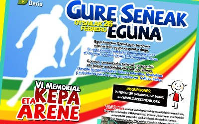 26 Febrero – Gure Señeak eguna